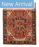 Tufenkian Heriz Semi-Antique 1 Area Rug