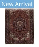 Tufenkian Heriz Antique Persian 5 Area Rug