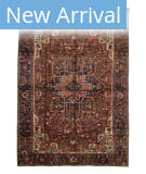 Tufenkian Heriz Semi-Antique 12 Area Rug