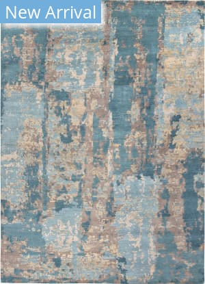 Addison And Banks Connect 10010 Blue Area Rug