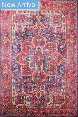 Bashian Impressions I166-Nr103 Dark Blue Area Rug