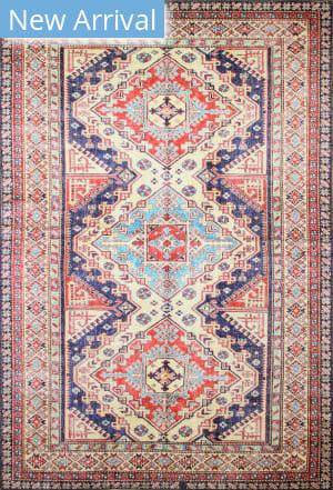 Bashian Impressions I166-Nr108 Ivory Area Rug