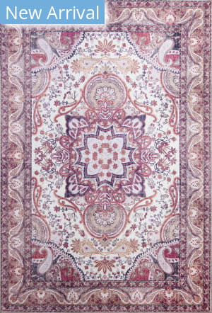Bashian Impressions I166-Nr114 Ivory Area Rug