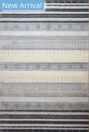 Bashian Terrain I167-Bln24 Ivory - Grey Area Rug