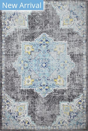 Bashian Mayfair M147-Mr608 Grey Area Rug