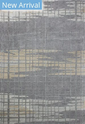 Bashian Greenwich R129-Hg364 Grey Area Rug