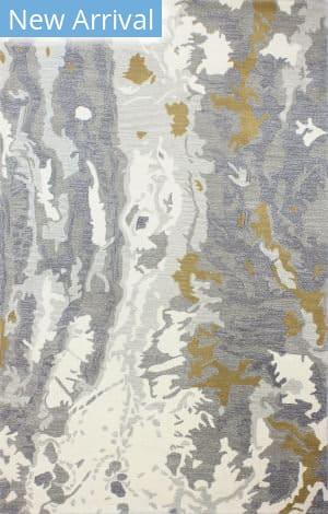 Bashian Greenwich Hg353 Ivory - Grey Area Rug
