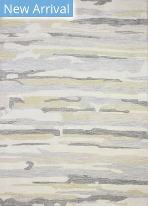 Bashian Norwalk Vw227 Ivory - Grey Area Rug