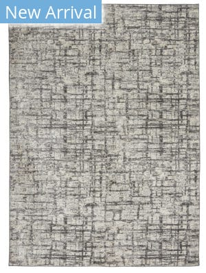 Calvin Klein Rush Ck952 Ivory - Grey Area Rug