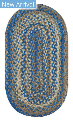 Capel Anthony Baratta Harrison 381 Blue Area Rug