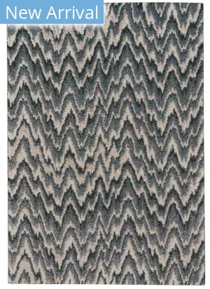 Capel Gravel-Flamestitch 2440 Kyanite Area Rug