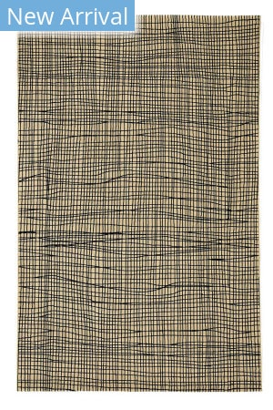 Capel Etching 2573 Black Area Rug