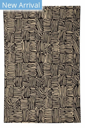 Capel Etching 2573 Coal Area Rug