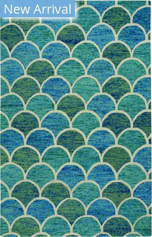 Capel Genevieve Gorder Arches 2590 Blue Area Rug