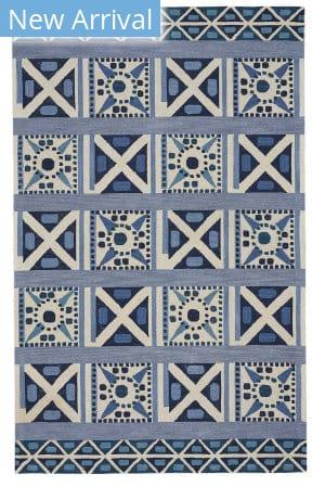 Capel Williamsburg Clinton 9220 Blue Area Rug