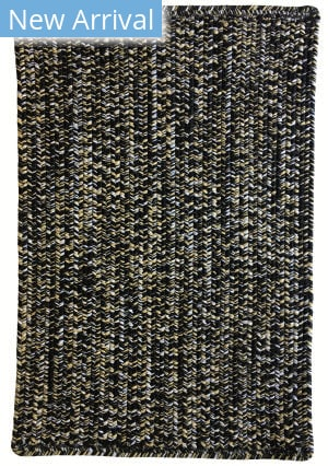 Capel Team Spirit 0301 Black Gold Area Rug