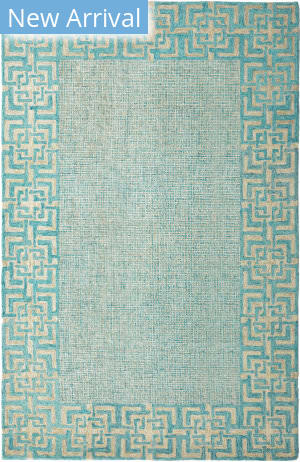 Company C Colorfields Lexington 10826 Lake Blue Area Rug