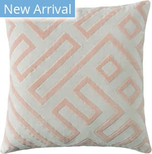 Company C Maze Pillow 10832 Pewter