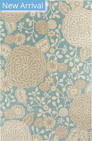Company C Colorfields Sachi 19308 Blue Area Rug