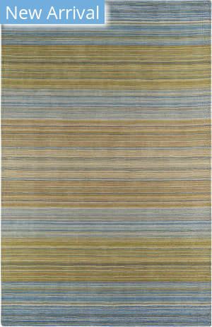 Company C Colorfields Seacoast 19320 Blue Area Rug