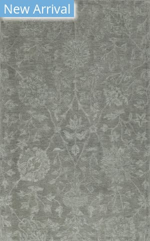 Dalyn Korba Kb1 Silver Area Rug