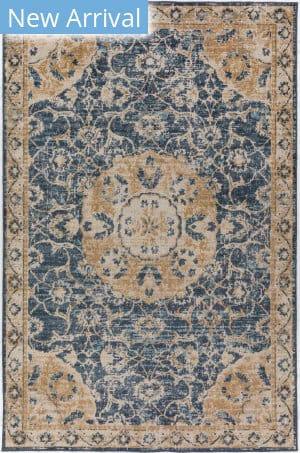 Dalyn Mercier Mr3 Navy Area Rug