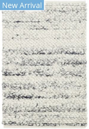 Dash And Albert Cobblestone Woven Grey Area Rug