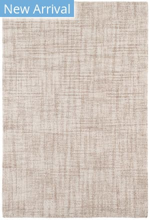 Dash And Albert Crosshatch Micro Hooked Ivory Area Rug