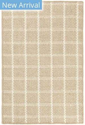 Dash And Albert Framework Woven Wheat Area Rug