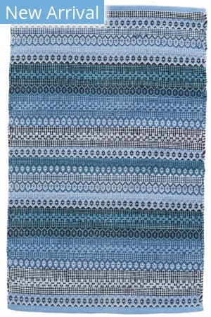 Rugstudio Sample Sale 158933R Denim - Navy Area Rug