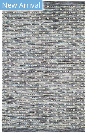 Dash And Albert Hobnail Indoor - Outdoor Blue Area Rug