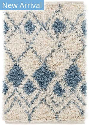Dash And Albert Kasbah Indoor - Outdoor Denim Area Rug