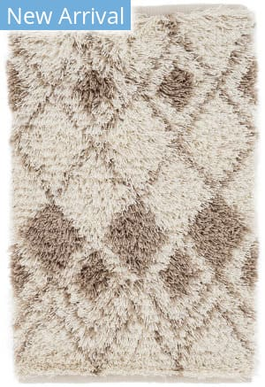 Dash And Albert Kasbah Indoor - Outdoor Mocha Area Rug