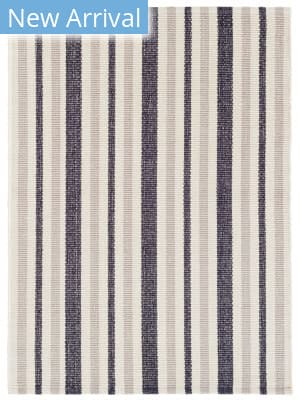 Dash And Albert Lyall Stripe Blue Area Rug