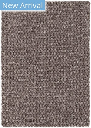Dash And Albert Mingled Rope Brown - Ivory Area Rug