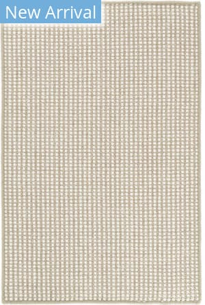 Dash And Albert Pixel Woven Wheat Area Rug