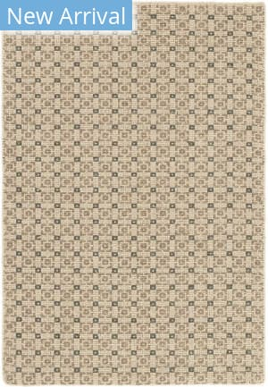 Dash And Albert Warren Knotted Grey Area Rug