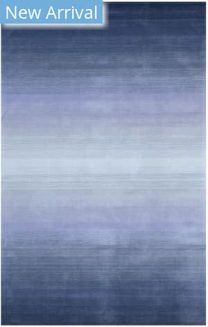 Eastern Rugs Horizon Hl6gy Blue Area Rug