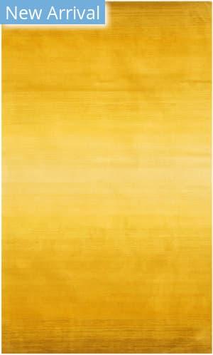 Eastern Rugs Horizon Hl7yl Yellow Area Rug