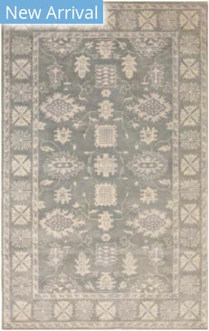 Eastern Rugs Overdyed Ie85gy Gray Area Rug