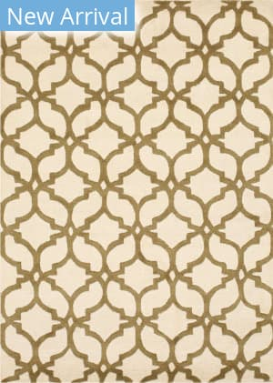 Eastern Rugs Agra 9087 Brown Area Rug