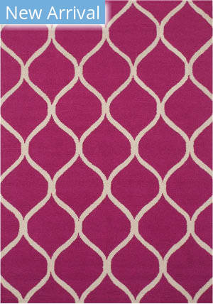 Eastern Rugs Moroccan Me1rd Pink Area Rug