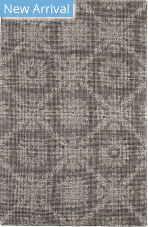 Eastern Rugs Lexington T155gy Gray Area Rug