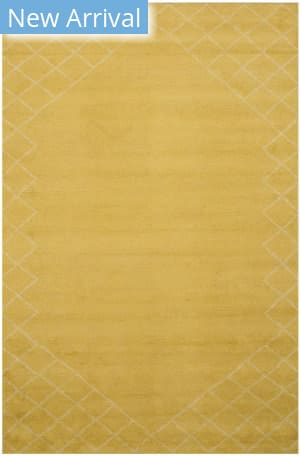 Eastern Rugs Kelly T164yl Yellow Area Rug