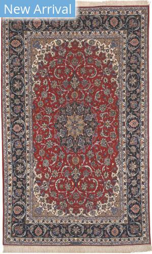 Eastern Rugs Esfahan X16308 Red Area Rug