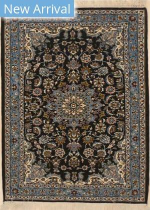 Eastern Rugs Esfahan X36037 Blue Area Rug