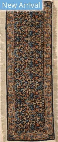 Eastern Rugs Kerman X36117 Blue Area Rug