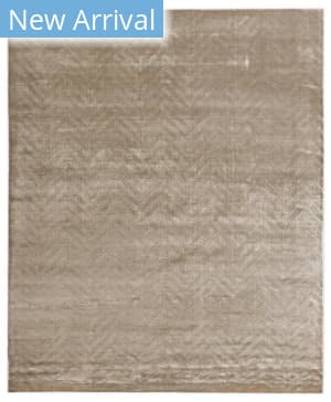 Exquisite Rugs Smooch Carved Hand Woven Light Beige Area Rug