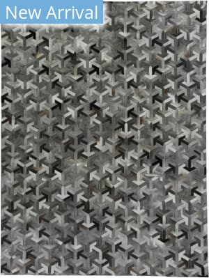 Exquisite Rugs Natural Hair on Hide Gray - Multi Area Rug