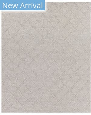 Exquisite Rugs Brentwood Hand Woven Gray Area Rug